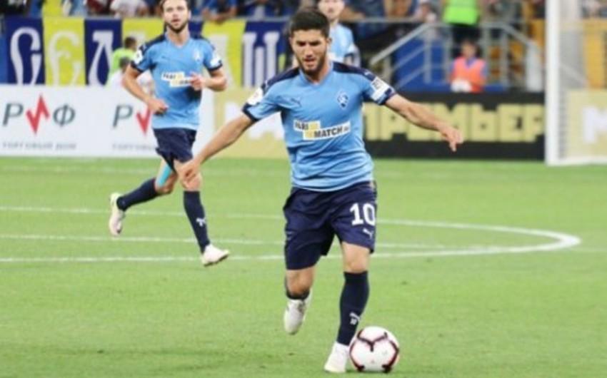 Футболист-азербайджанец перешёл в российский клуб