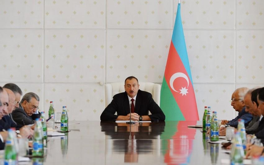 Azərbaycan prezidenti: Avropanın bəzi ölkələri Yunanıstanı alçaldırlar