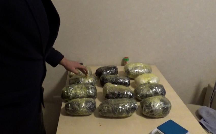Polis əməliyyatlar keçirdi, 48 kq-dan artıq narkotik götürüldü