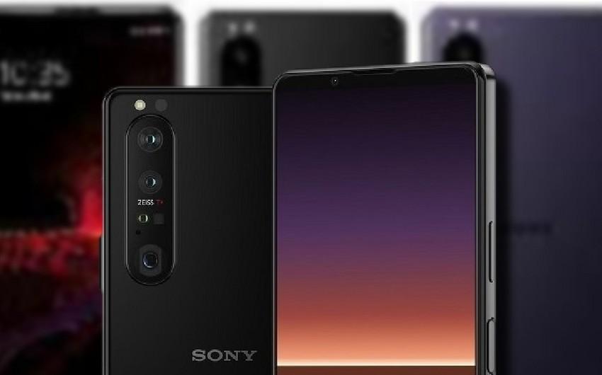 """""""Sony"""" yeni smartfonunu təqdim etdi"""