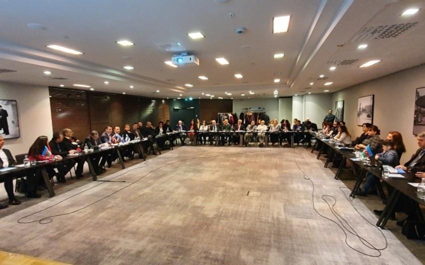Skandinaviya Azərbaycanlıları Koordinasiya Şurasının toplantısı keçirilib