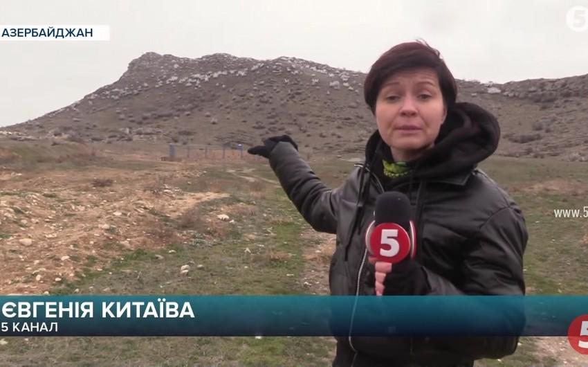 Ukrayna kanalında Xocalı soyqırımına dair xüsusi reportaj yayımlanıb