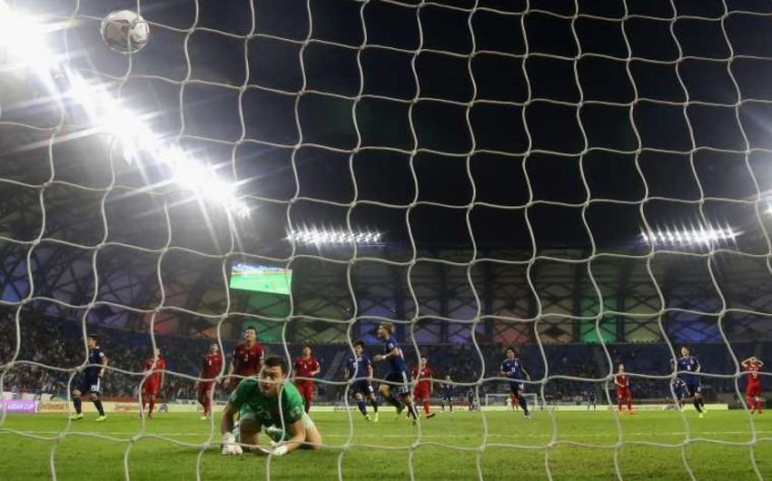 Asiya Kuboku: İran Çini darmadağın edərək yarımfinala çıxıb - VİDEO