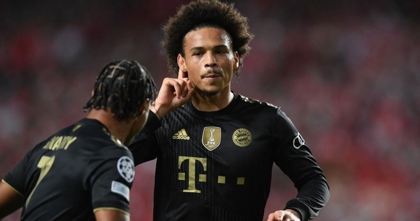 Лига Чемпионов: «Бавария» разгромила «Бенфику»