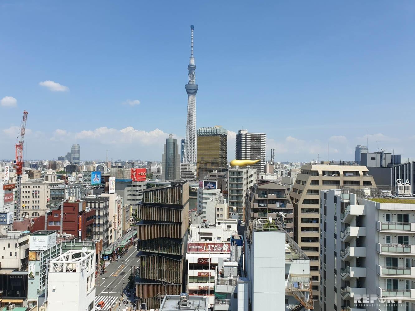 Tokyo Sky Tree / Report