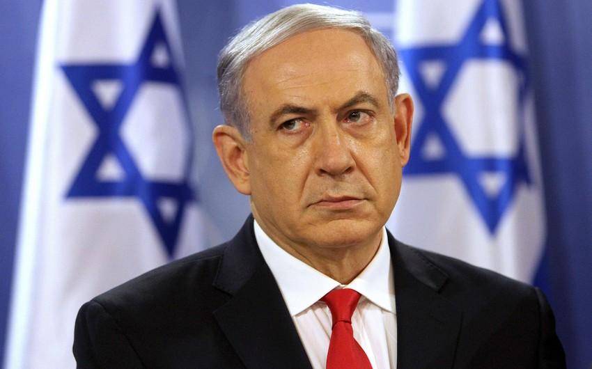 Netanyahu: İsrail İranın Suriyada möhkəmlənməsinə qarşı lazım olduğu qədər səy göstərəcək
