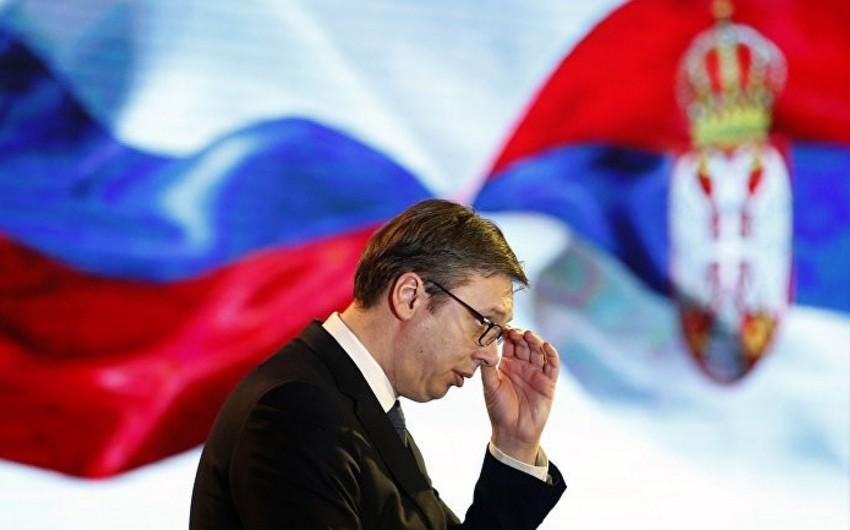 Вучич: Сербия не будет вступать ни в НАТО, ни в ОДКБ