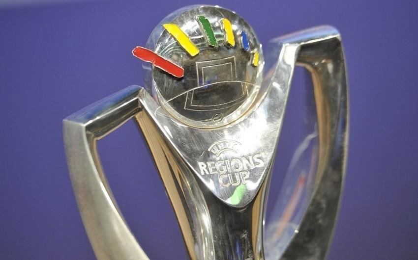 Чемпион Азербайджана провел второй матч в Кубке регионов УЕФА