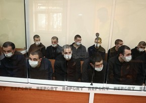 Indictment of 13 members of Armenian armed formations announced-UPDATED