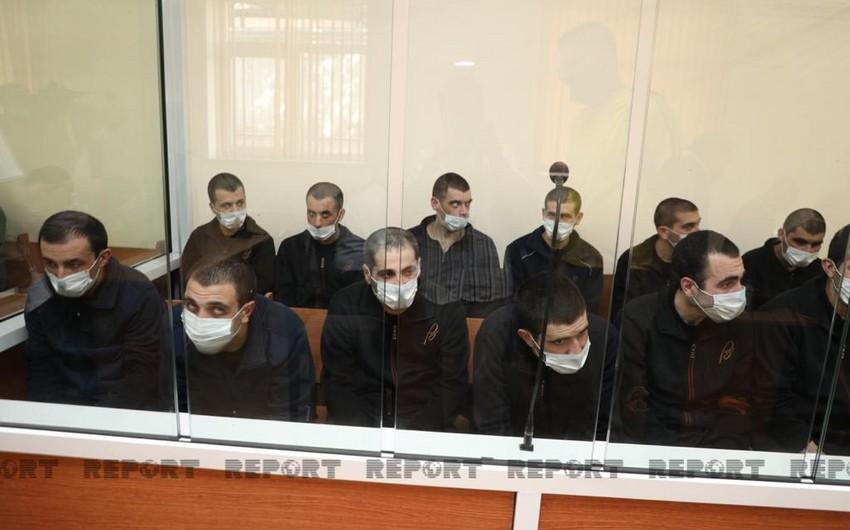 Зачитывается обвинительный акт по делу армянских террористов - ОБНОВЛЕНО