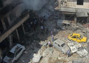 В результате авиаудара по рынку в Эфиопии погибли около 80 человек