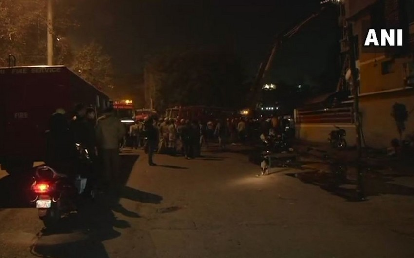 Death toll in Delhi hotel fire rises to 17- UPDATED