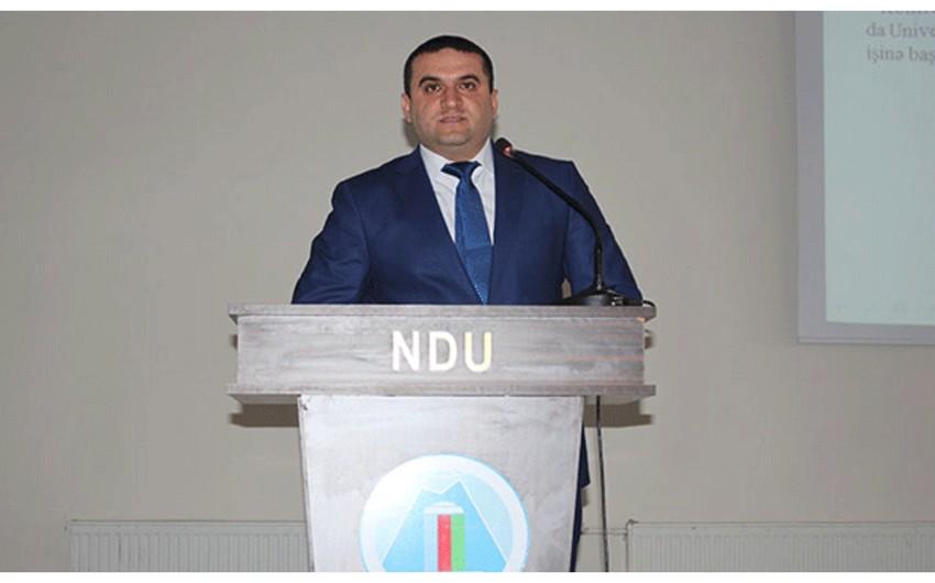 В Нахчыване арестован еще один экс-министр