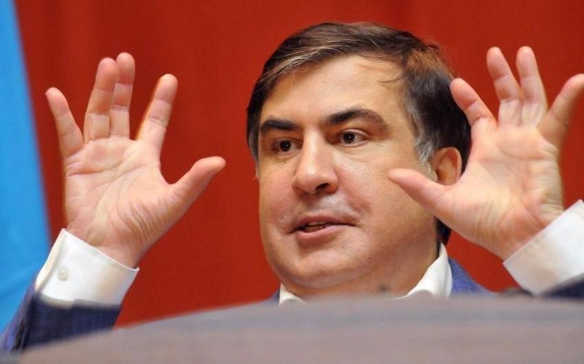Mixeil Saakaşvili: Ulu nənəm Stalini jandarmlardan xilas edib