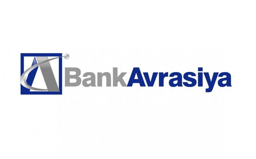 """""""Bank Avrasiya""""nın mənfəəti kəskin azalıb"""