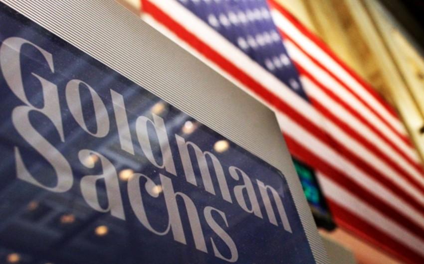 Goldman Sachs: ABŞ iqtisadiyyatının böyümə tempi azalacaq