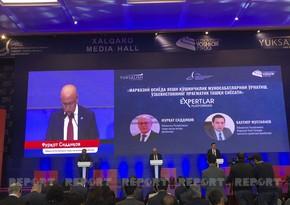 Замглавы МИД Узбекистана: Будущее Центральной Азии – развитый транспортный хаб