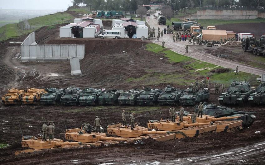 Türkiyə ordusunun Afrindəki itkilərinin sayı açıqlanıb