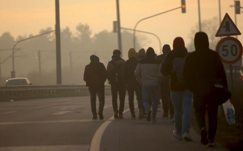 Türkiyədə il ərzində 95 minə yaxın qanunsuz miqrant saxlanılıb