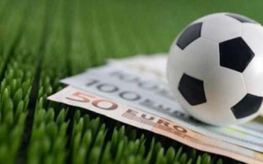 Azərbaycan klubları 2018-ci ildə futbolçulara 17 milyon avro maaş ödəyib