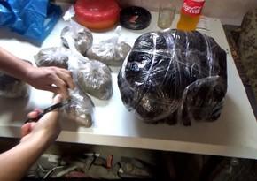 Polis 40 kiloqramdan artıqheroin və metamfetamini dövriyyədən çıxarıb