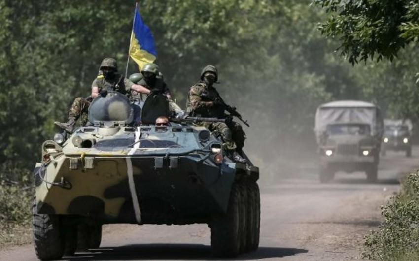 Ukrayna qoşunları Luqanskın mərkəzinə çatıb