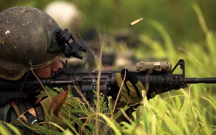 Ermənistan silahlı qüvvələri atəşkəs rejimini 123 dəfə pozub