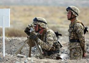 Qırğızıstan və Tacikistan qoşunların sərhəddən çıxarılmasını başa çatdırıb