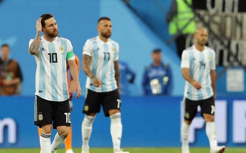 Argentina millisi binasında Ronaldunun rəsmi olan oteldə qalacaq - FOTO