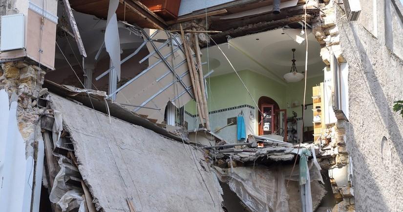 В Египте обрушился пятиэтажный дом, есть погибшие