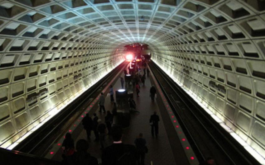 Vaşinqtonda metroda tüstüdən 84 nəfər xəsarət alıb