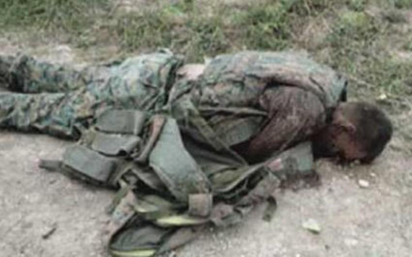 Ermənistan cəbhədəki itkilərinin bir qismini açıqladı - 92 ölü