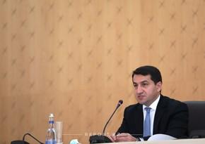Prezidentin köməkçisi: Ermənistanın qələbə illüziyaları darmadağın edilib