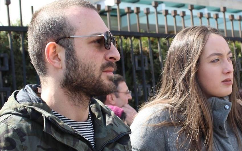 Gürcüstanın sabiq dövlət başçısının kürəkəni saxlanıldı