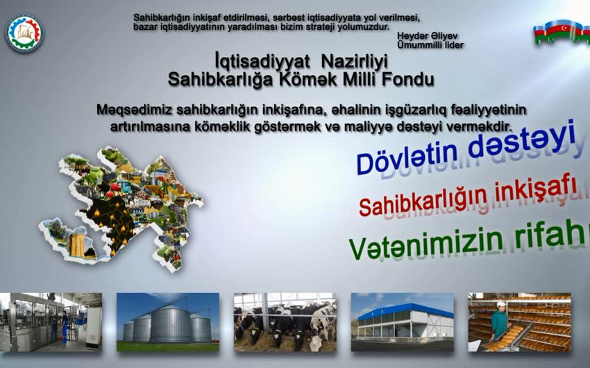SKMF Bakının Xəzər rayonunda sahibkarlardan investisiya layihələrinin qəbuluna başlayıb