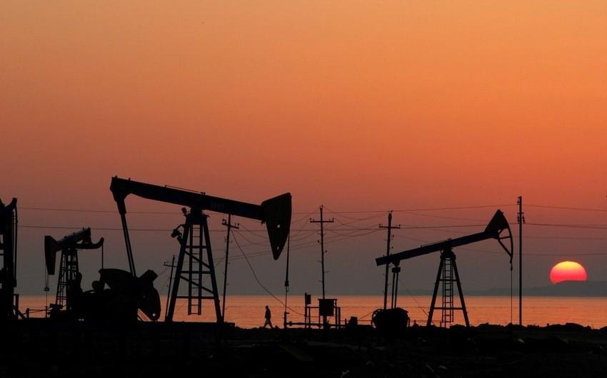 Brent neftinin qiyməti 59,34 dollara düşüb