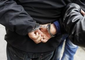 В Баку задержан находившийся в розыске мужчина