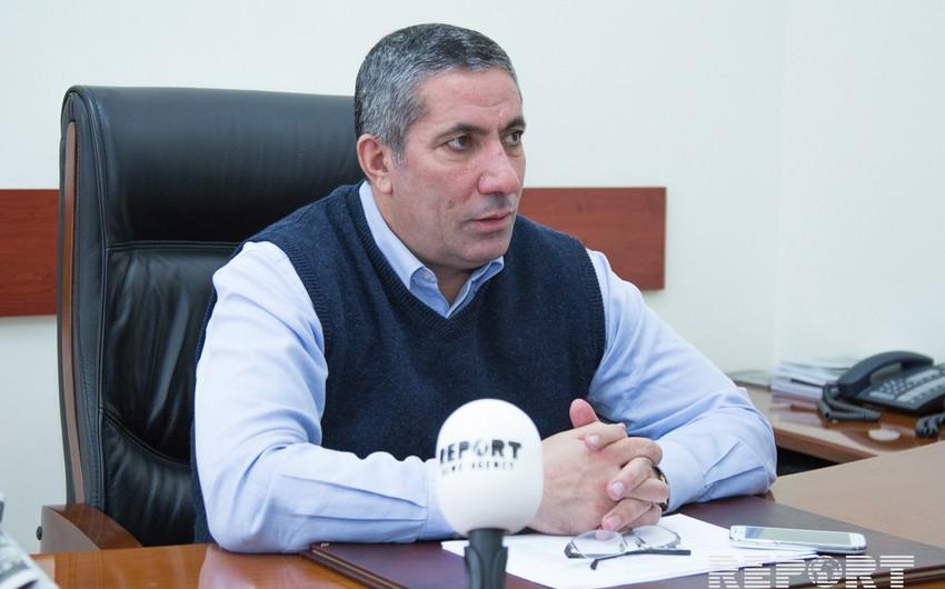 Siyavush Novruzov: International organizations immediately attempt to discuss the internal processes when Nagorno-Karabakh issues raised