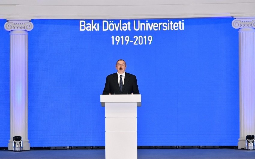 Prezident İlham Əliyev: Ermənistanda hakimiyyət dəyişə bilər, amma bu ölkənin faşist mahiyyəti dəyişmir
