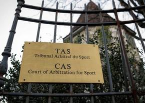 CAS Rusiyaya tətbiq olunansanksiya qərarını təsdiqlədi
