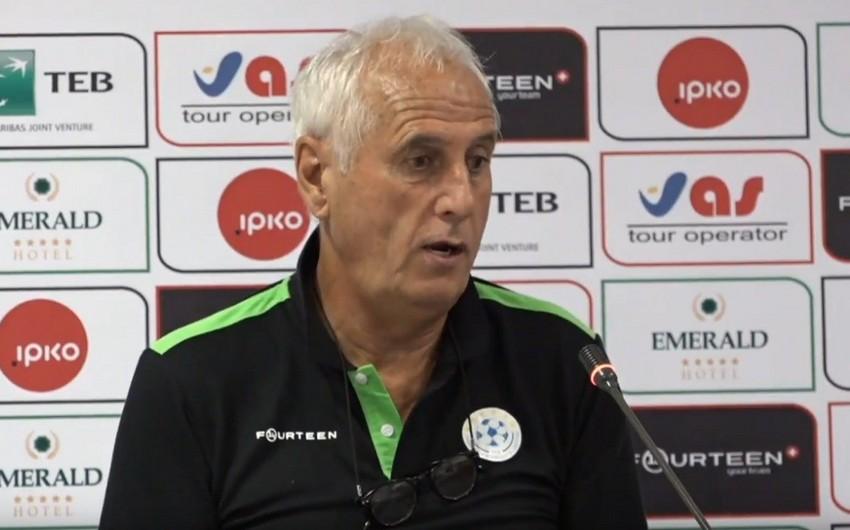 Главный тренер сборной Косово: Сборная Азербайджана сильна и мы должны быть осторожны