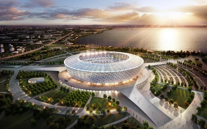 Bakı Olimpiya Stadionu istismara verilib