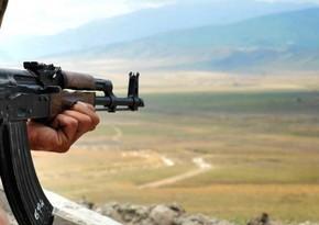 MN: Ermənistan silahlı qüvvələri Naxçıvandakı mövqelərimizi atəşə tutub