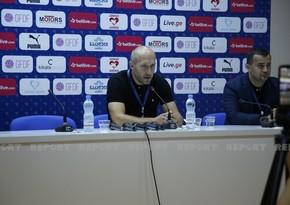 Самир Абасов:  Олимпиакос такие ошибки нам не будет прощать