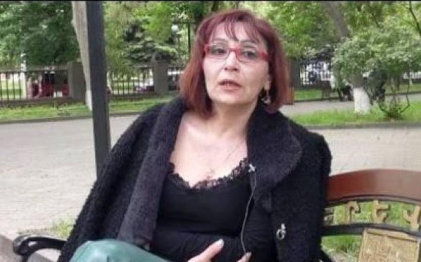 Suzan Caqinyan: Mən Xocalıda törədilən hərbi cinayəti qınayıram