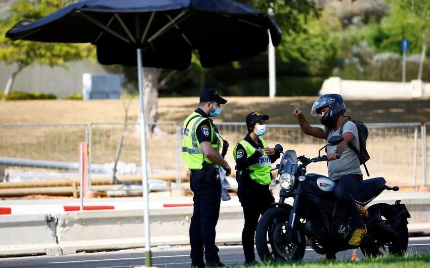 İsrail Nazirlər Kabineti ümumi karantin tətbiq edilməsini təsdiqləyib