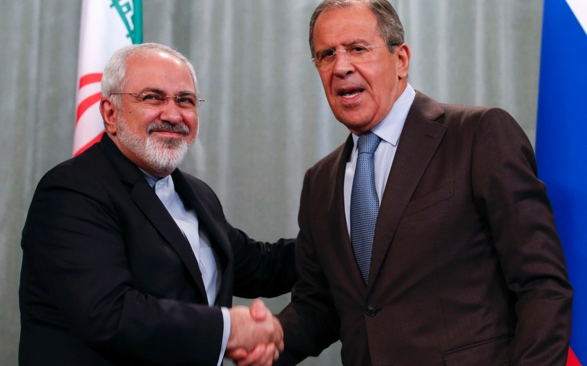 Lavrov and Zarif to discuss Iran's nuclear program and the situation in Syria