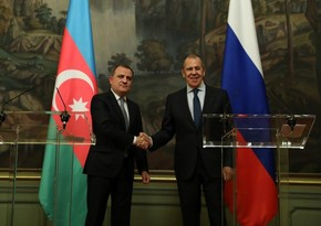 Azerbaijani, Russian FMs mull implementation of agreements on Karabakh