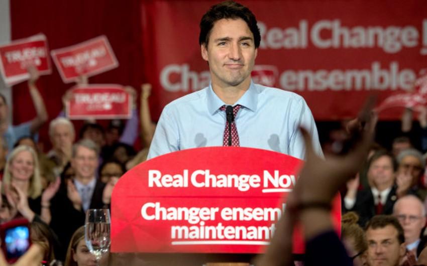 Kanadanın baş naziri gey-paradda iştirak edəcək