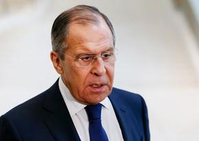 """Lavrov: """"Rusiya ilə NATO arasında heç bir münasibət yoxdur"""""""